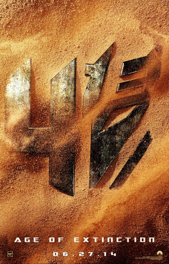 Transformers Age Of Extinction Poster 01
