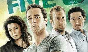 Hawaii 5 0 Season 4 DVD Cover