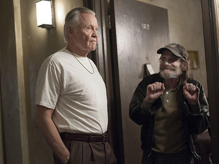 Jon Voight as Mickey Donovan and Stephan Duvall as Shorty in Ray Donovan (Season 2, Episode 10)