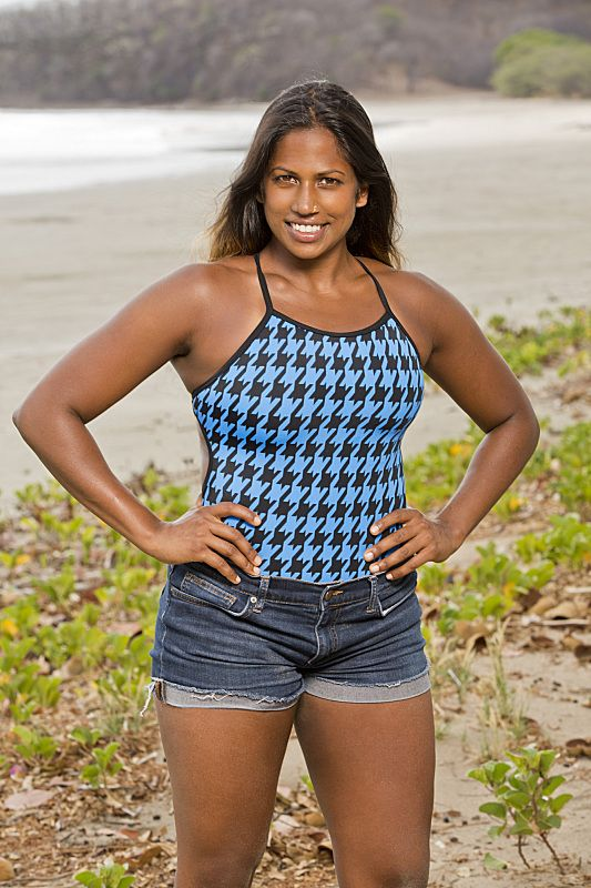 Natalie Anderson Survivor Blood vs Water 2