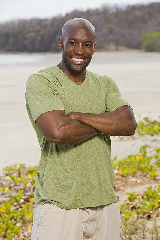 Jeremy Collins Survivor Blood vs Water 2