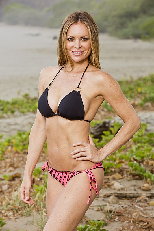 Julie McGee Survivor Blood vs Water 2