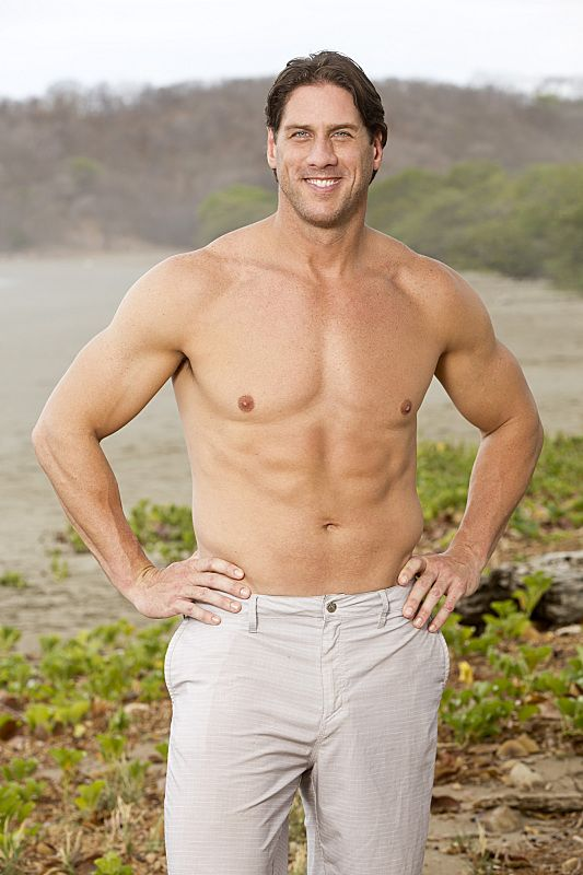 John Rocker Survivor Blood vs Water 2
