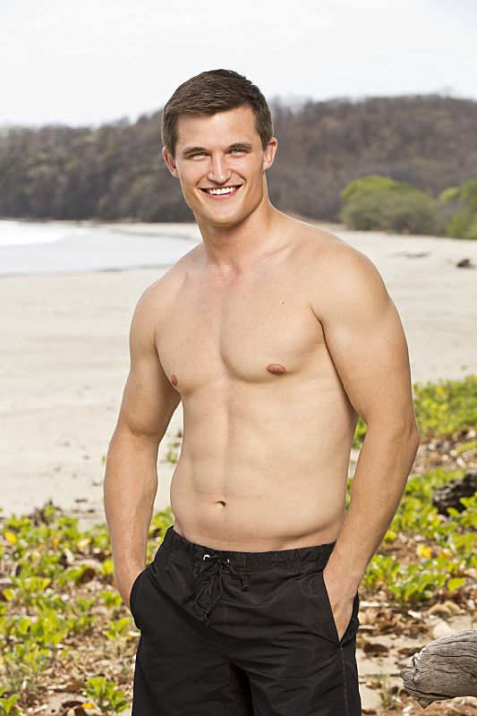 Jon Misch Survivor Blood vs Water 2