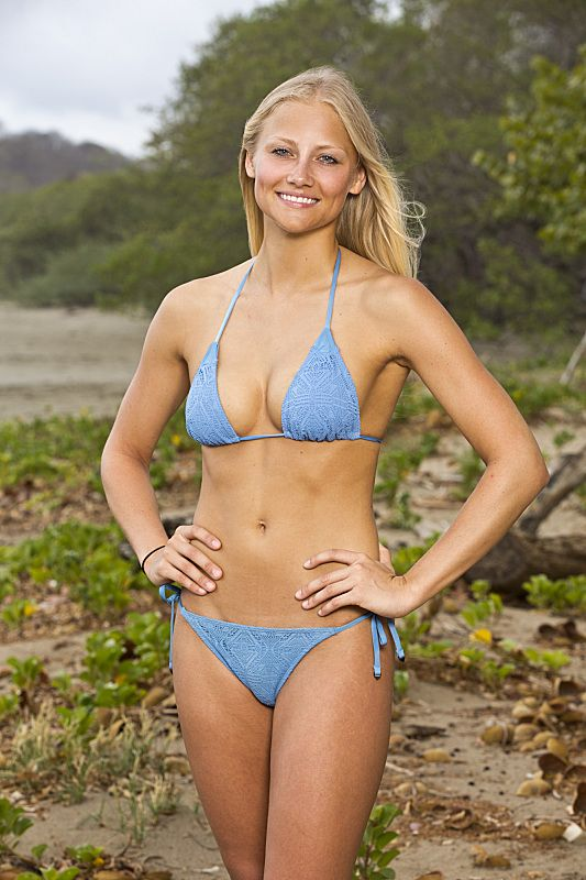 Kelley Wentworth Survivor Blood vs Water 2