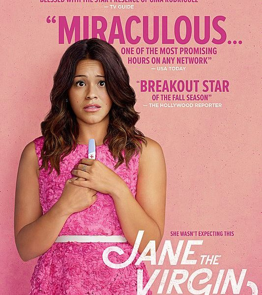 Jane The Virgin Season 1 Poster