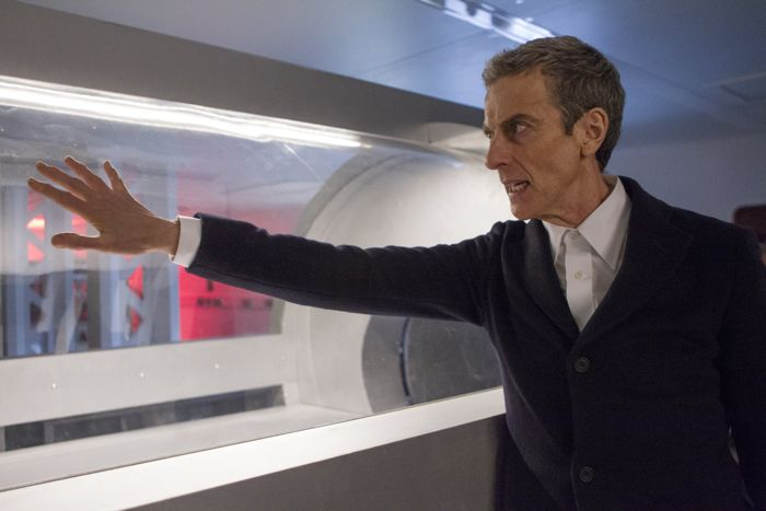 Doctor Who, Season 8, Episode 2, the Doctor (Peter Capaldi)