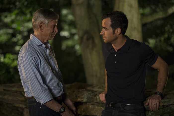Scott Glenn, Justin Theroux The Leftovers