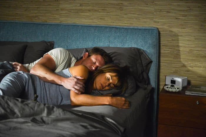 Satisfaction - Season 1 Matt Passmore as Neil Truman, Stephanie Szostak as Grace Truman