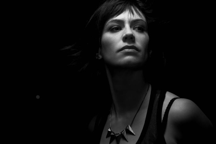 Maggie Siff as Tara Knowles Sons Of Anarchy