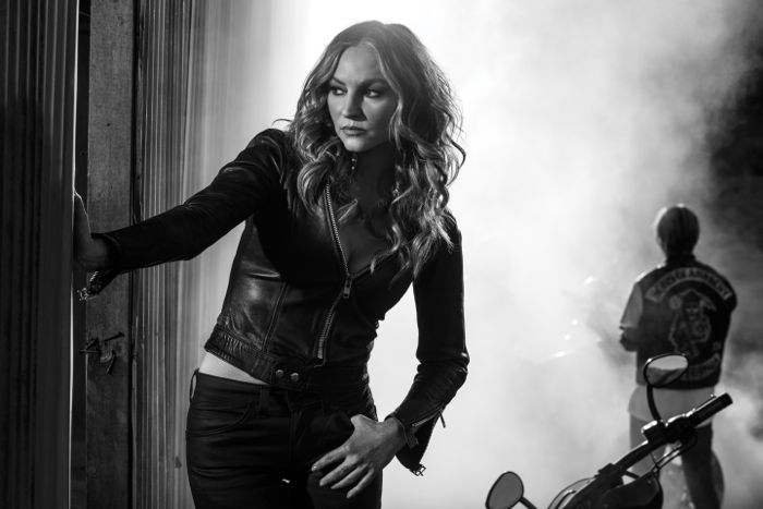 SONS OF ANARCHY Drea De Matteo as Wendy Case