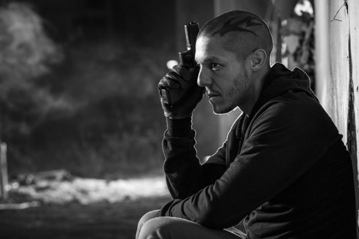 SONS OF ANARCHY Theo Rossi as Juan Carlos 'Juice' Ortiz