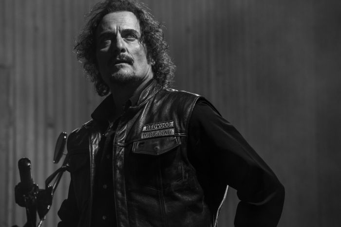 Sons Of Anarchy Kim Coates as Alex 'Tig' Trager