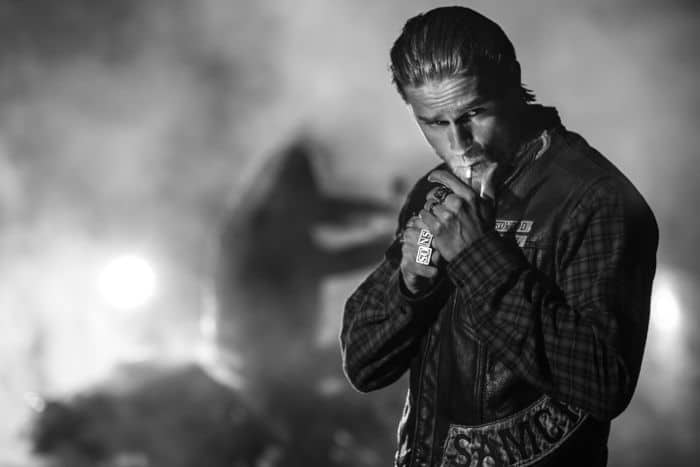 SONS OF ANARCHY Charlie Hunnam as Jackson 'Jax' Teller