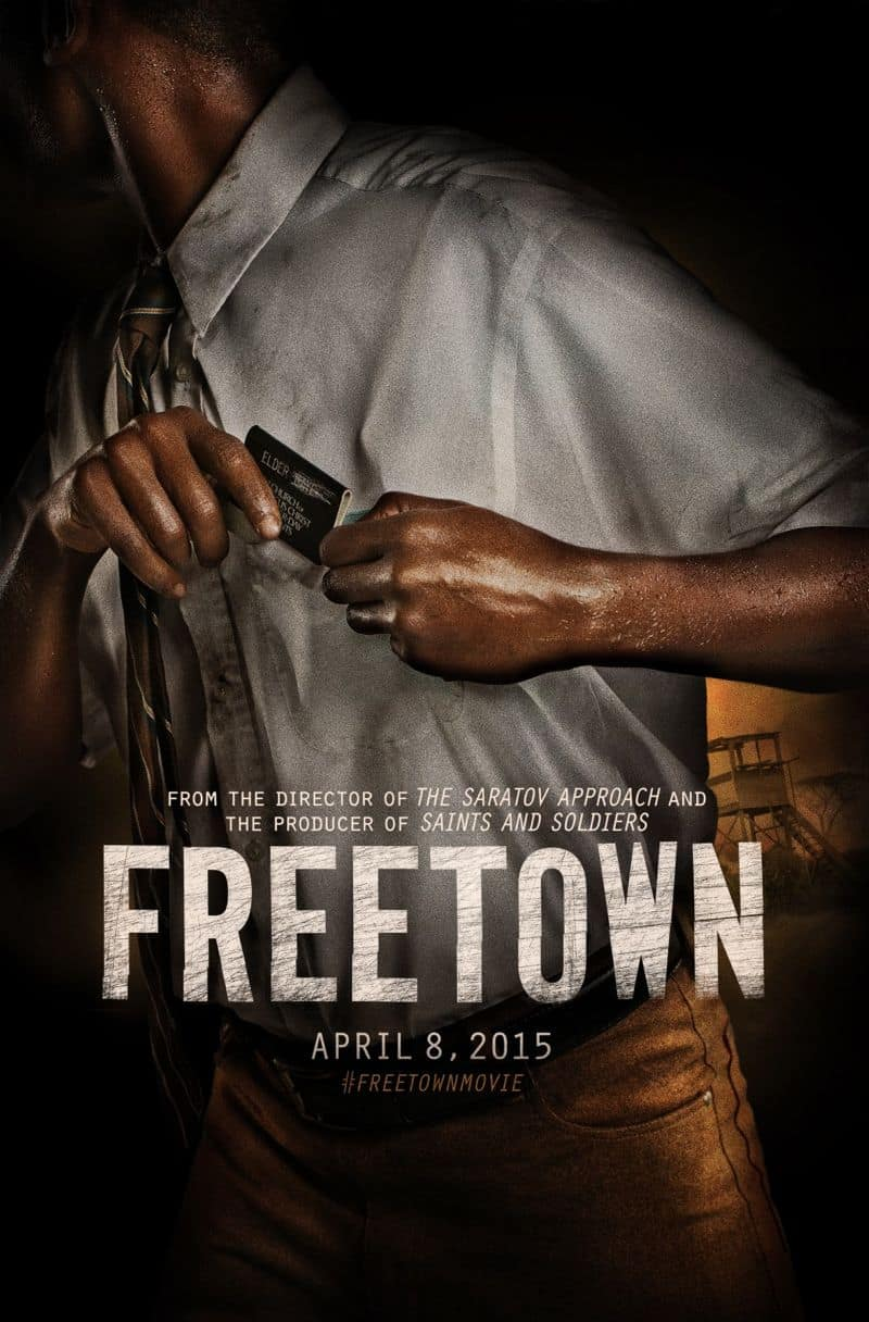 Freetown Movie Poster