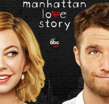 Manhattan Love Story Poster ABC Analeigh Tipton Jake McDorman