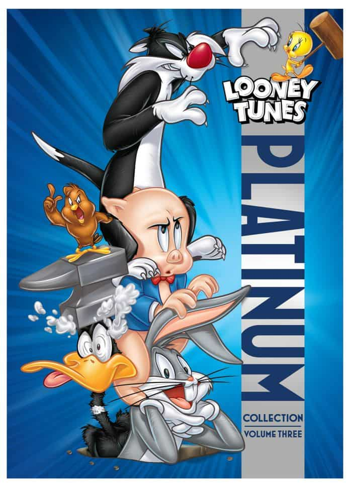 Looney Tunes Platinum Collection Volume 3 Bluray