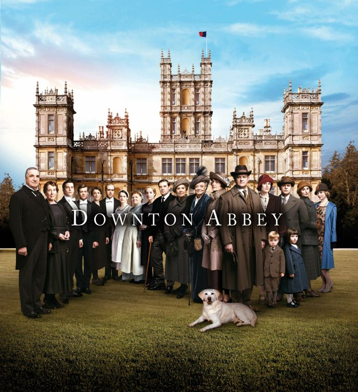 Downton Abbey Cast 01