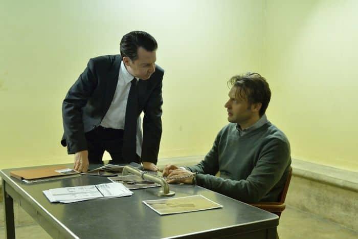 The Strain Dan Lett as Special Agent Monroe, Corey Stoll as Ephraim Goodweather