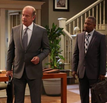 Partners   Kelsey Grammer and Martin Lawrence  FX