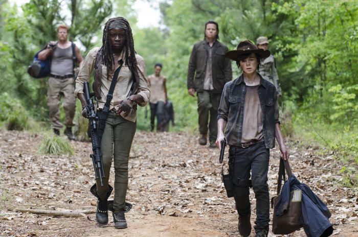 The Walking Dead 5x02 2