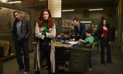 The Mysteries of Laura Cast Season 1