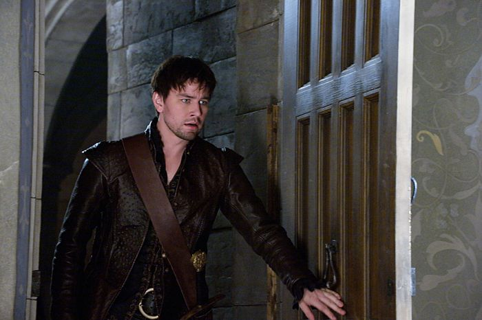 Torrance Coombs as Bash Reign Drawn & Quartered