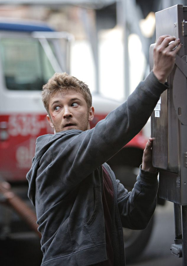 Michael Welch as Mack ZNation