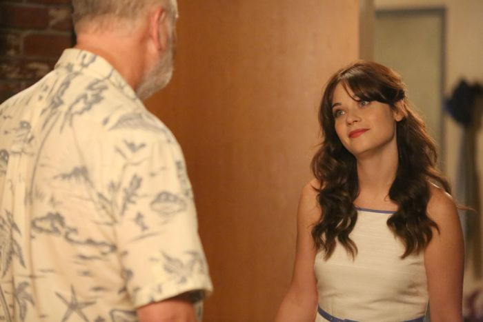 NEW GIRL Season 4 Jess (Zooey Deschanel)
