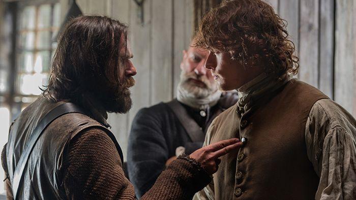 Outlander 1x07 Starz 4