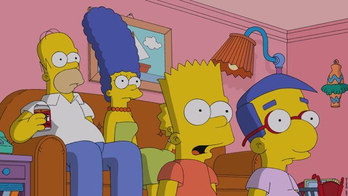 The Simpsons Season 26