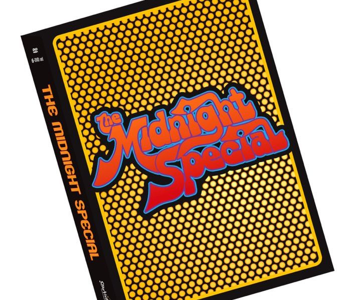 THE MIDNIGHT SPECIAL COLLECTORS EDITION DVD