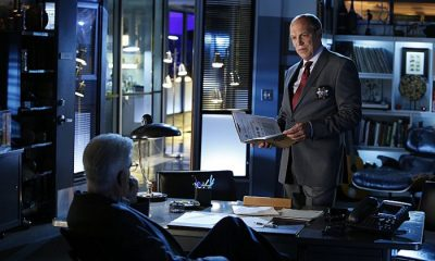 Ted Danson and Marc Vann CSI Season 15
