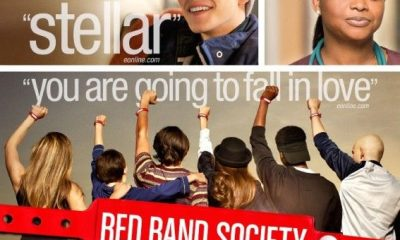 Red Band Society Season 1 Poster FOX