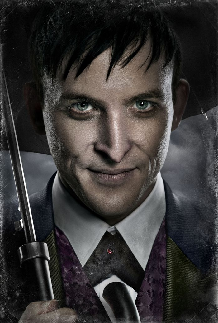 Robin Lord Taylor as Oswald Cobblepot Gotham