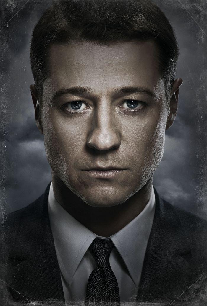 Ben McKenzie as Detective James Gordon Gotham