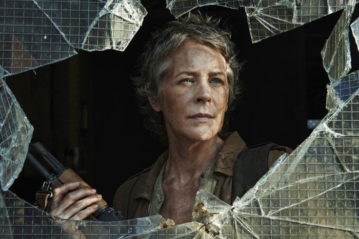 Melissa McBride as Carol Peletier The Walking Dead Season 5