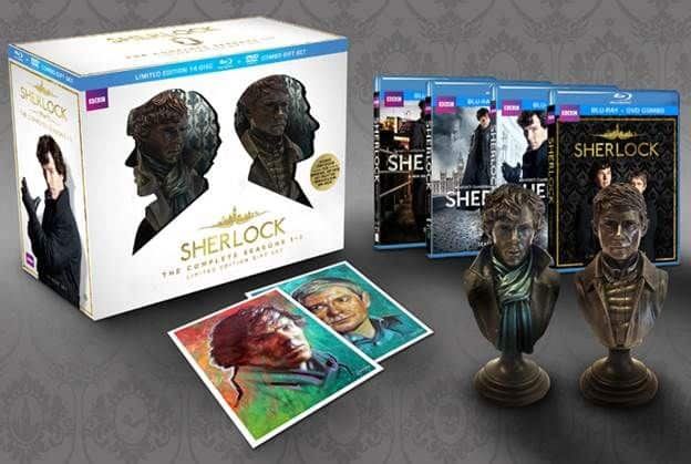 Sherlock Limited Edition Gift Set