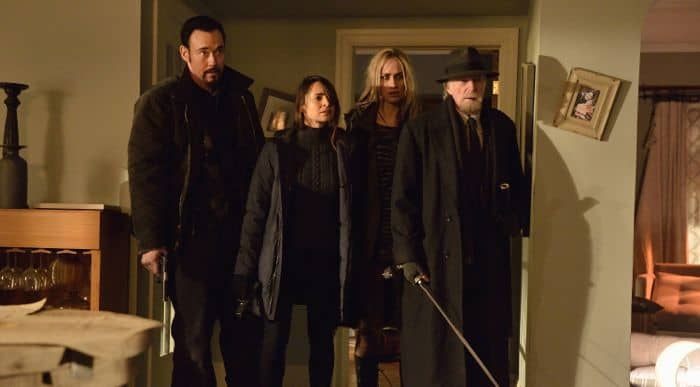 "THE STRAIN ""The Disappeared"" -- Episode 9"