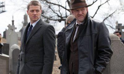 Ben McKenzie and Donal Logue Gotham