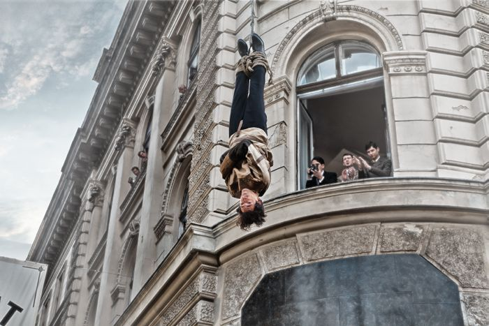 Adrien Brody as THE GREAT HOUDINI 1