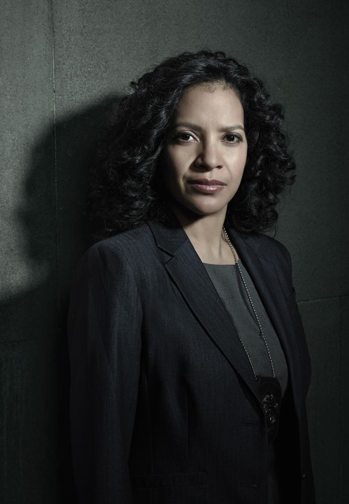 Zabryna Guevara as Captain Sarah Essen Gotham