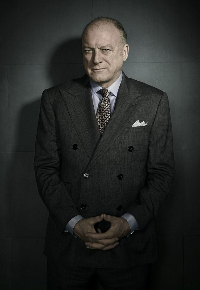 John Doman as Carmine Falcone Gotham