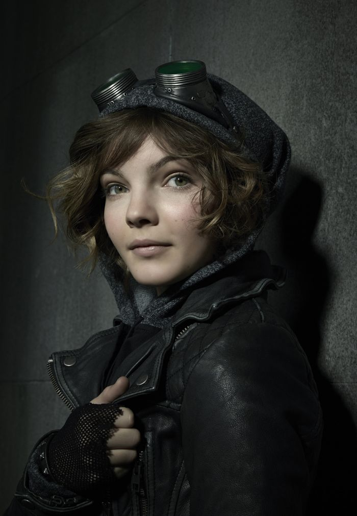 Camren Bicondova as Selina Kyle Gotham
