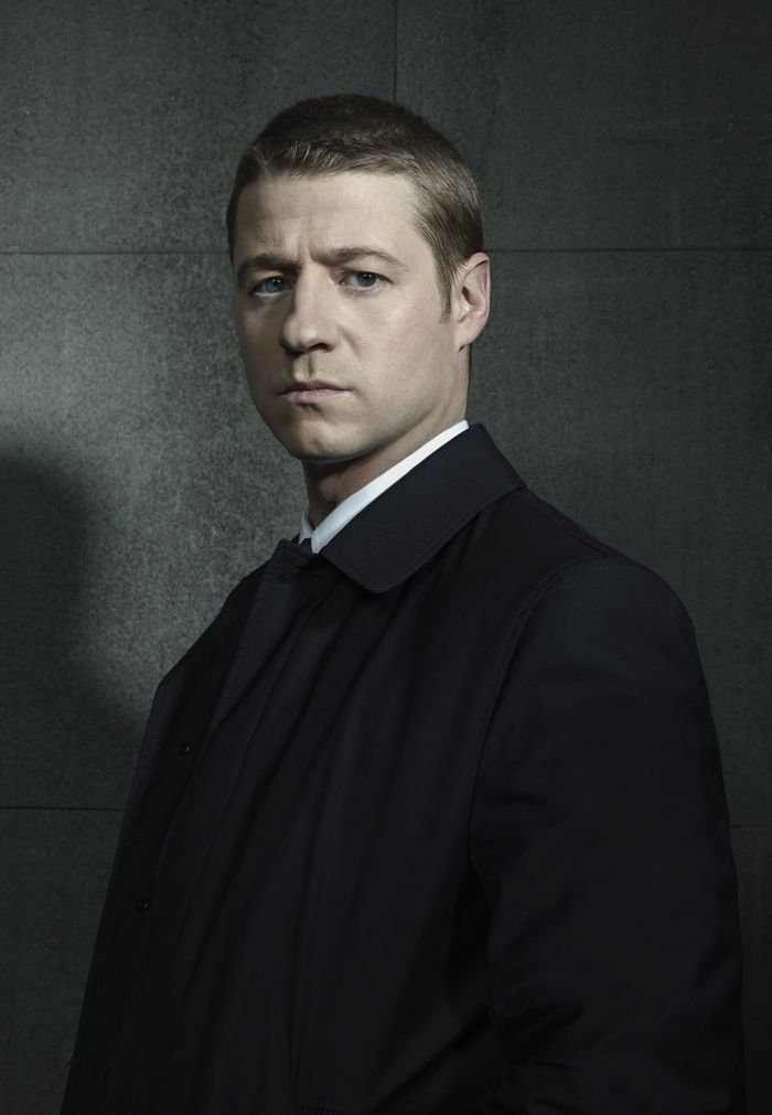 Ben McKenzie as Detective James Gordon Gotham