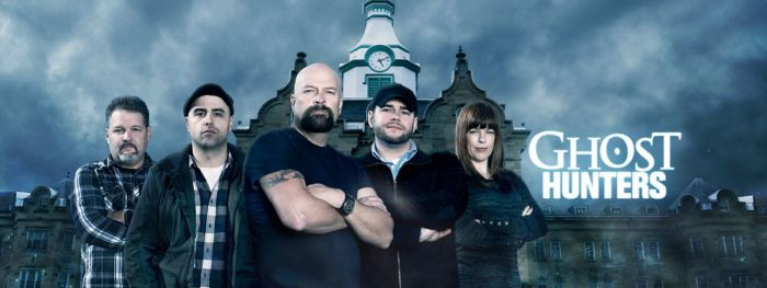 Ghost Hunters Syfy