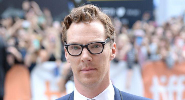 Benedict Cumberbatch Dr Strange Marvel