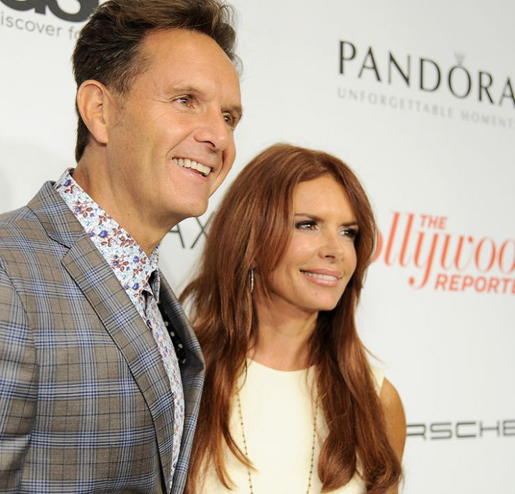 Mark Burnett, Roma Downey