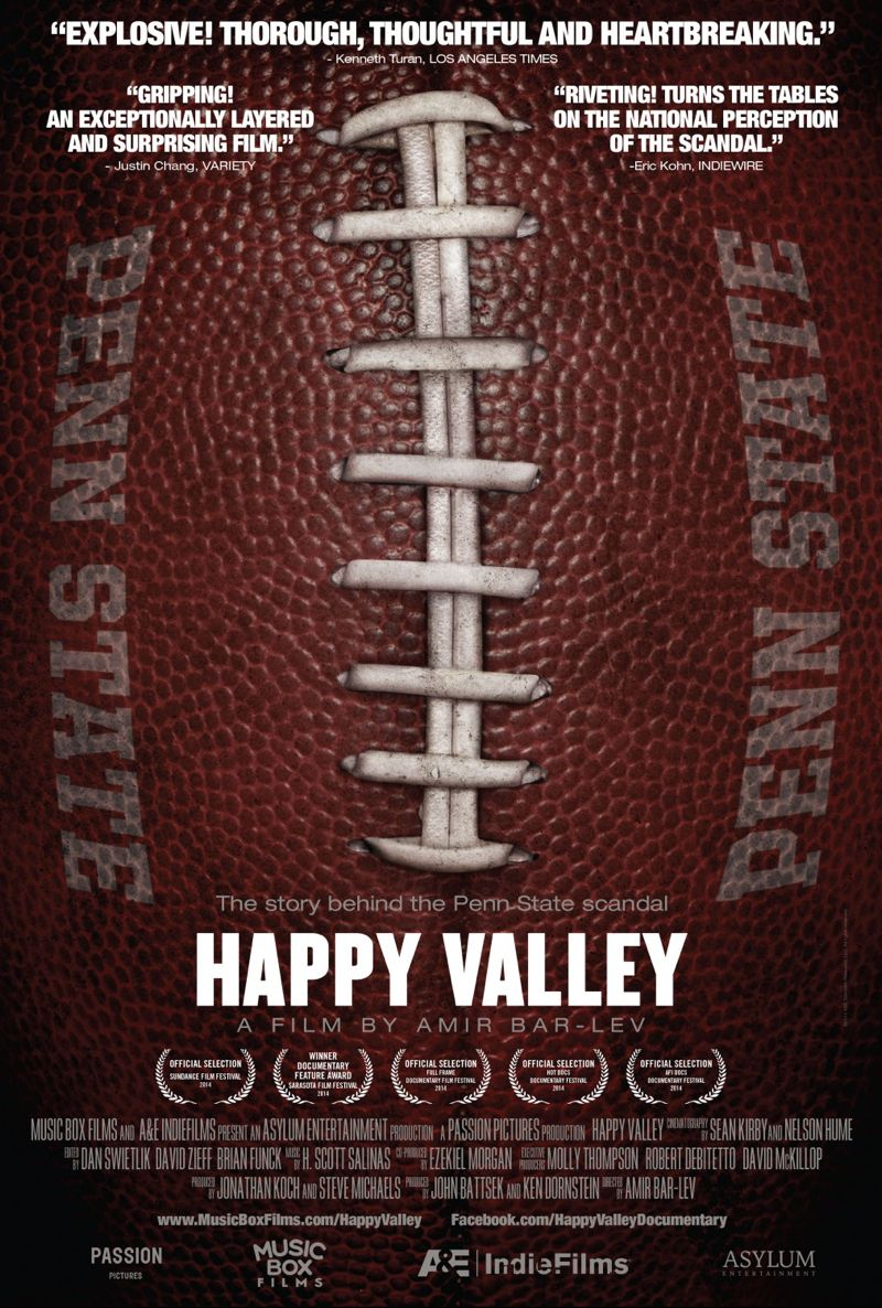 Happy Valley Movie Poster