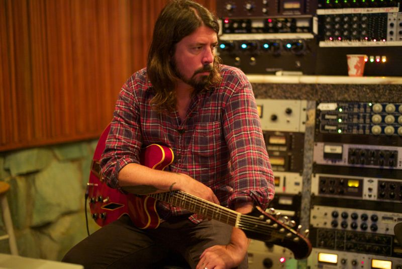Foo Fighters Sonic Highways HBO